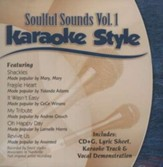 Soulful Sounds, Volume 1, Karaoke Style CD