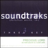 Precious Lord, Accompaniment CD
