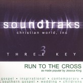 Run To The Cross, Accompaniment CD