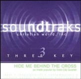 Hide Me Behind The Cross [Music Download]