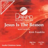 Jesus Is The Reason, Accompaniment CD