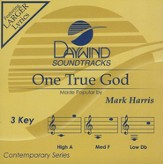 One True God, Accompaniment CD