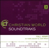 Ultimate Tracks - Fall Apart - as made popular by Josh Wilson [Performance Track] [Music Download]