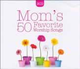Mom's 50 Favorite Worship Songs (3 CD Set)