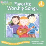 Favorite Worship Songs CD