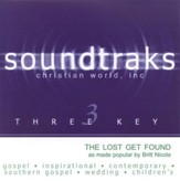 The Lost Get Found, Accompaniment CD