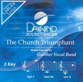 The Church Triumphant, Accompaniment CD