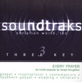Every Prayer, Accompaniment CD