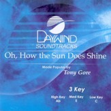 Oh, How The Sun Does Shine, Accompaniment CD
