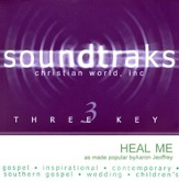 Heal Me, Accompaniment CD