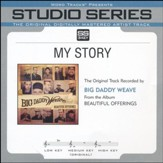 My Story (Medium Key Performance Track Without Background Vocals) [Music Download]