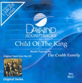 Child Of The King, Accompaniment CD