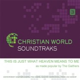 This Is Just What Heaven Means To Me, Accompaniment CD