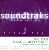 We Can Make A Difference [Music Download]