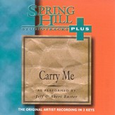 Carry Me, Accompaniment CD