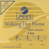 Walking Her Home, Accompaniment CD