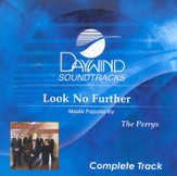 Look No Further, Complete CD Tracks