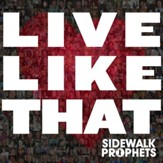 Live Like That CD