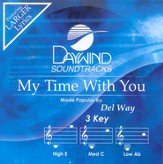 My Time With You, Accompaniment CD