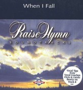 When I Fall, Accompaniment CD