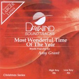 Most Wonderful Time Of The Year, Accompaniment CD