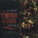 16 Great Christmas Classics, Volume 2 CD