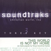 This World Is Not My Home, Accompaniment CD