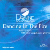 Dancing In The Fire, Accompaniment CD