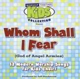 Whom Shall I Fear (God of Angel Armies) - Listening CD