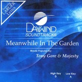 Meanwhile In The Garden, Accompaniment CD