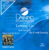 Letting Go, Accompaniment CD