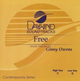 Free, Accompaniment CD