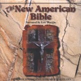 New American Bible (NAB), Audio Bible New Testament on CD  - Slightly Imperfect