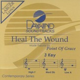 Heal The Wound, Accompaniment CD