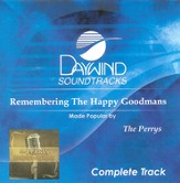 Remembering The Happy Goodmans, Complete CD Tracks