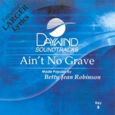 Ain't No Grave, Accompaniment CD