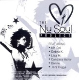 The Nu Soul Project CD