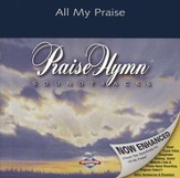 All My Praise, Accompaniment CD