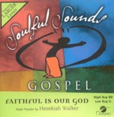 Faithful Is Our God, Accompaniment CD