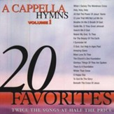 20 Acappella Hymns, Volume 1, Compact Disc [CD]