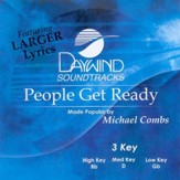 People Get Ready, Accompaniment CD