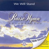 We Will Stand, Accompaniment CD