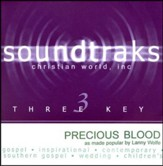 Precious Blood, Accompaniment CD