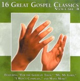 16 Great Gospel Classics, Volume 4 CD