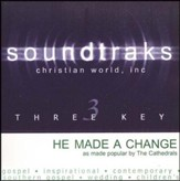 He Made A Change [Music Download]