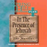 In The Presence of Jehovah, Accompaniment CD