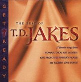 Get Ready: The Best of T.D. Jakes, CD
