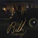 Billy: The Early Years, Official Soundtrack CD