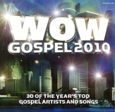 WOW Gospel 2010 CD