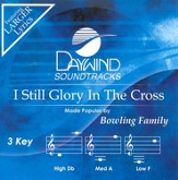 I Still Glory In The Cross, Accompaniment CD
